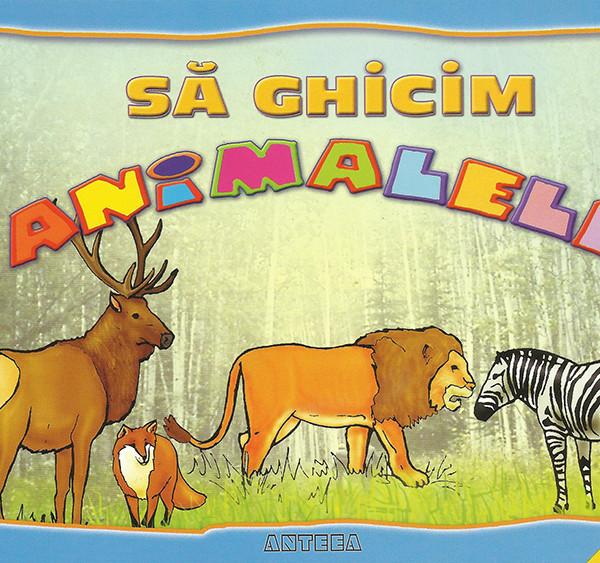 Sa ghicim animalele