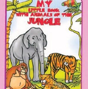 Carticica mea cu animale din jungle